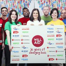 Will Aid celebrate 30 years of changing lives